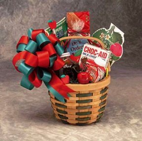 Apple a Day Get Well Basket image