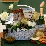 Best Wishes Wedding Gift Basket