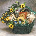 Sunflower Sensations Gift Basket