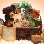 A Touch of Love Get Well Gift Basket