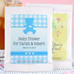 Baby Iced Tea Shower Favors