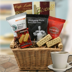 Wolfgang Puck's Coffee Basket imagerjs