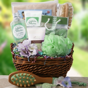 Soothing Serenity Therapeutic Spa Basket imagerjs