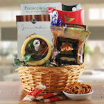 Hearty Gourmet Snack Gift Basket