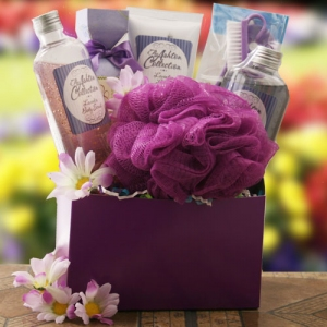 Purple Pleasures Spa Gift imagerjs