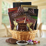 Sweet Cravings Gourmet Chocolate Selection