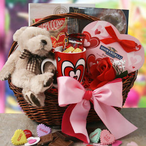 Love you Beary Much Gift Basket imagerjs