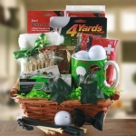 Birdies Gift Basket for Golfers