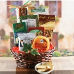Finer Things Gourmet Food Basket