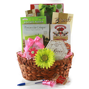 Mother's Day Snack Gift Basket imagerjs
