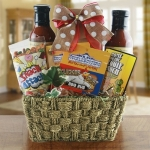 Boss of the Grill Gift Basket