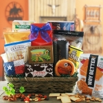 Home On the Range Western Themed Gift Basket