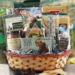 Trail Blazer Treat Basket