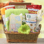 Up All Night Gift Basket