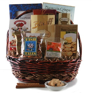 Father's Day Gourmet Basket for Fishermen imagerjs
