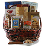 Father's Day Gourmet Basket for Fishermen