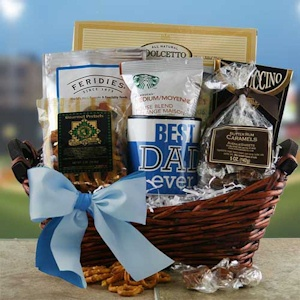 Best Dad Ever Gift Basket imagerjs