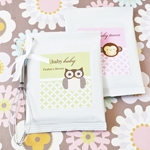 Baby Animals Personalized Hot Cocoa Favors