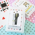Elite Baby Designs Personalized Playing Card Favors
