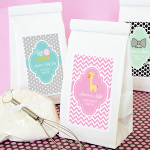 Sweet Baby Muffin Mix Favors imagerjs