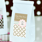 Birdcage Party Personalized Sugar Cookie Mix