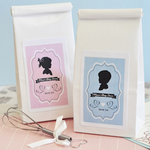 Vintage Baby Personalized Sugar Cookie Mix imagerjs