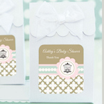 Birdcage Party Sweet Shoppe Candy Boxes (Set of 12)