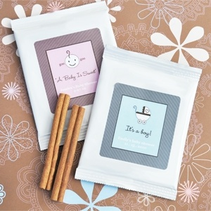 Personalized Baby Hot Apple Cider Favors imagerjs