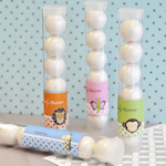 Baby Animal Personalized Candy Tubes