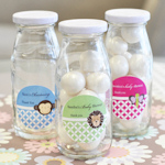 Baby Animal Personalized Milk Bottles