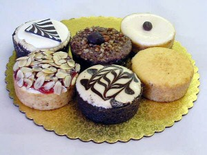 Mini Cheesecake Assortment image