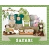 Shown with our Safari Collection Items