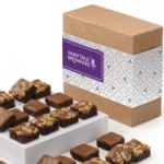 Sugar Free Gourmet Bite-Sized Morsel Brownie Sampler