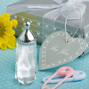 Choice Crystal Baby Bottle Favors imagerjs