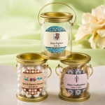 Customized Baby Classic Mini Paint Can Favors