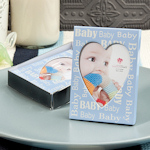 Baby Boy Themed Frame