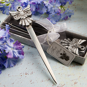 Angel Design Letter Opener Favors imagerjs