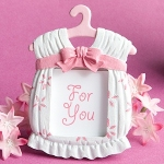 Pink Dress Photo Frame Favors
