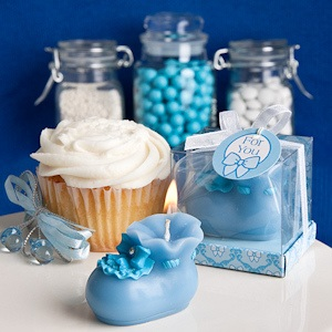 Blue Bootie Candles imagerjs