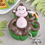 Monkey Design Trinket Box Favors