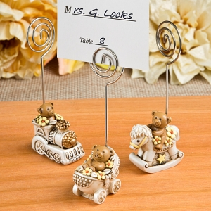 Teddy Bear Theme Place Card Holders imagerjs