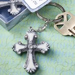 Cross Keychain Party Favors