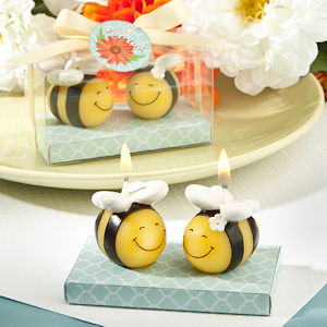 Cute As Can Bee Baby Shower Candle Favors imagerjs