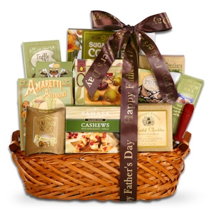 Father's Day Gourmet Gift Basket imagerjs