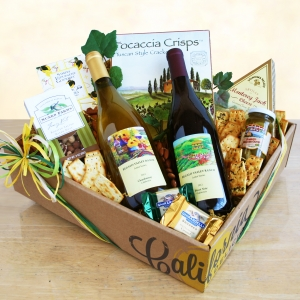 The Best of California Gourmet Wine Gift imagerjs
