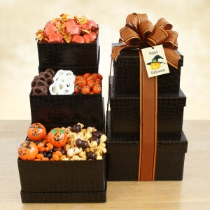Halloween Sweet Treats Tower imagerjs