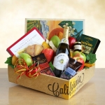 Signature Fruit and Sparkling Cider Gift Box