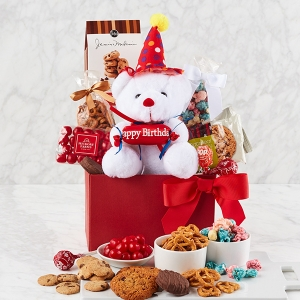 Beary Happy Birthday Deluxe Gift Box imagerjs
