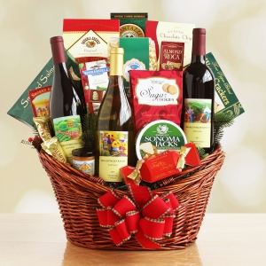 Happy Holiday Wine & Gourmet Festival imagerjs