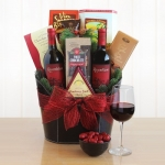 Uncork the Jingle Holiday Welcome